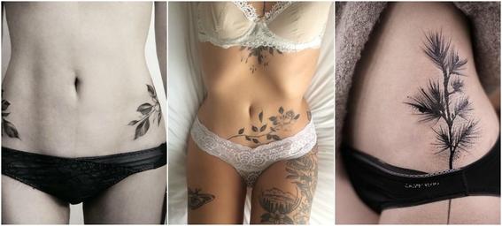 tatuajes de plantas 6