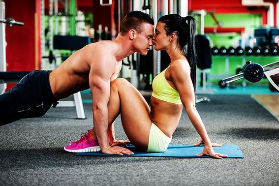 rutinas de ejercicio en pareja 6