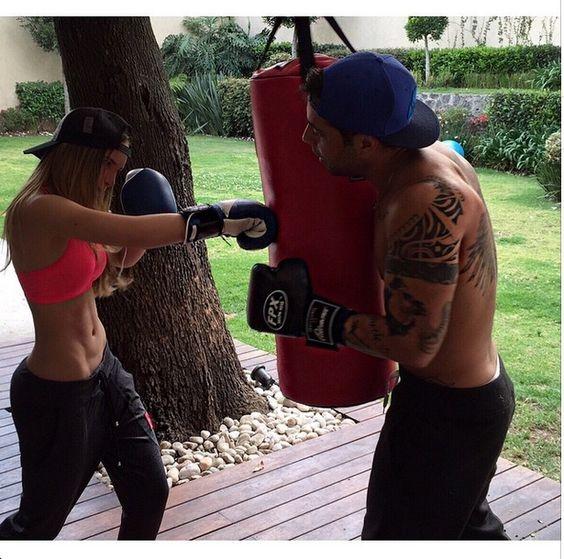 rutinas de ejercicio en pareja 9