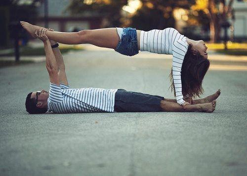 rutinas de ejercicio en pareja 10