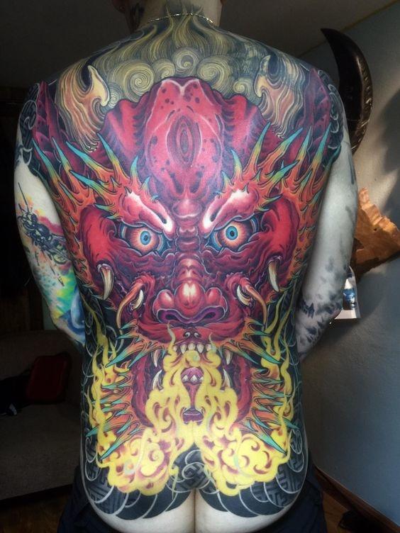 tatuajes de dragones 2