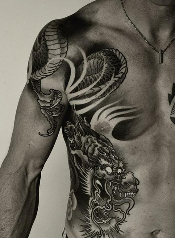 tatuajes de dragones 20