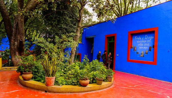 vida de frida kahlo 2
