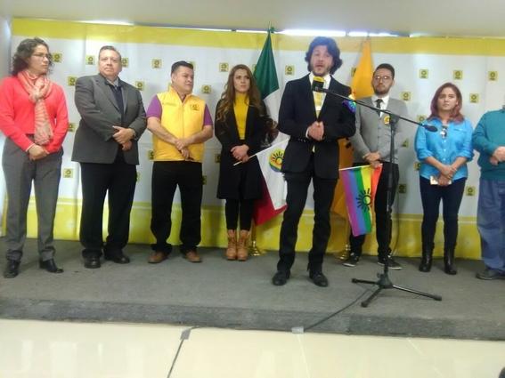 precandidatos lgbt del prd a las elecciones 2018 2