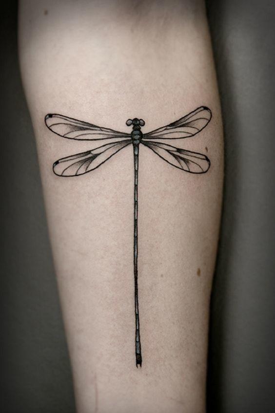 dragonfly tattoos symbolism 15