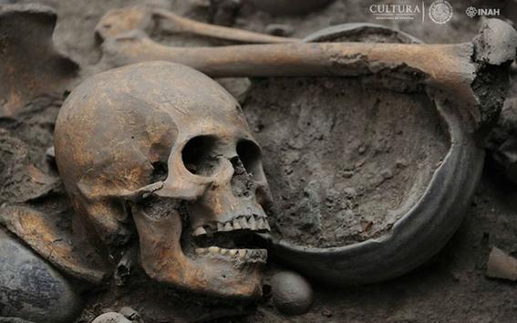 inah halla tumba de los primeros habitantes 3