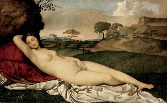 poses famosas en la historia del arte 3