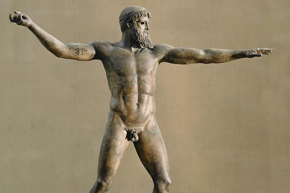 poses famosas en la historia del arte 10