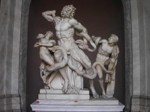 poses famosas en la historia del arte 11