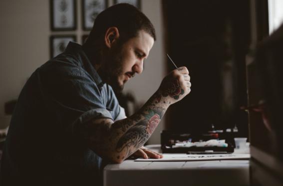 como identificar un buen tatuador 4