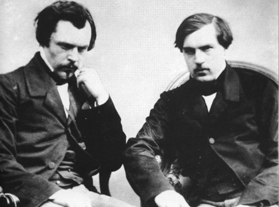 escritores que inspiraron a van gogh 5