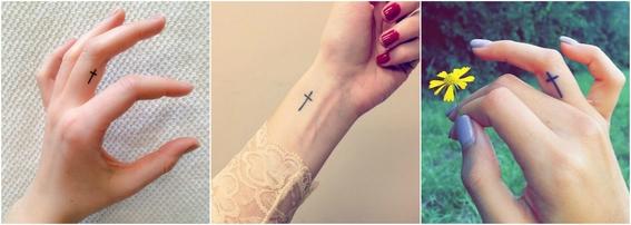 tatuajes minimalistas misticos 5