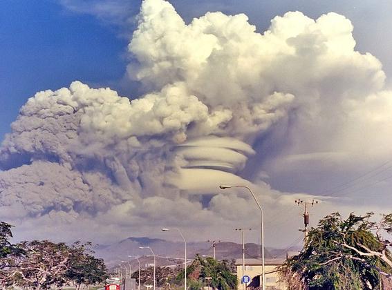 enfriamiento del planeta por explosion volcanica 2