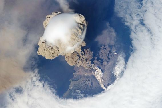 enfriamiento del planeta por explosion volcanica 3