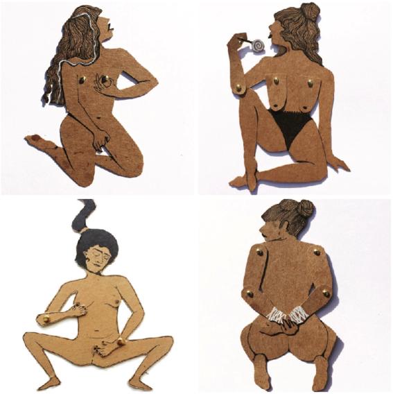 ilustraciones sobre sexualidad 1