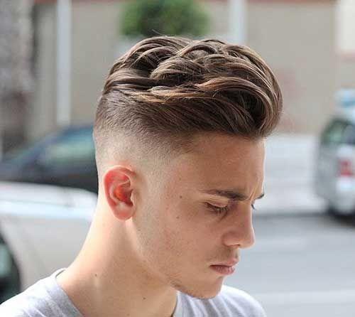 Cuales Son Los Peinados Mas Sexys Para Hombres Segun Las Mujeres - Cortes-de-cabello-de-hombre