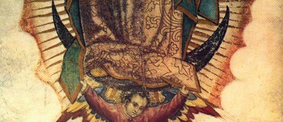 ¿Por qué la imagen de la Virgen de Guadalupe parece una vagina?