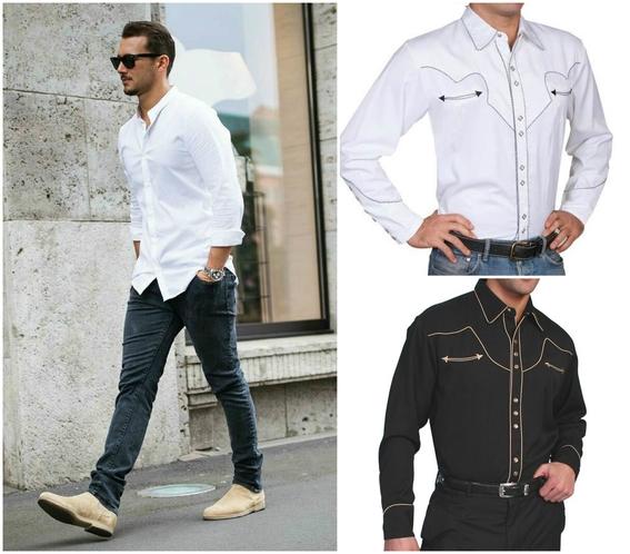 camisas vaqueras 4