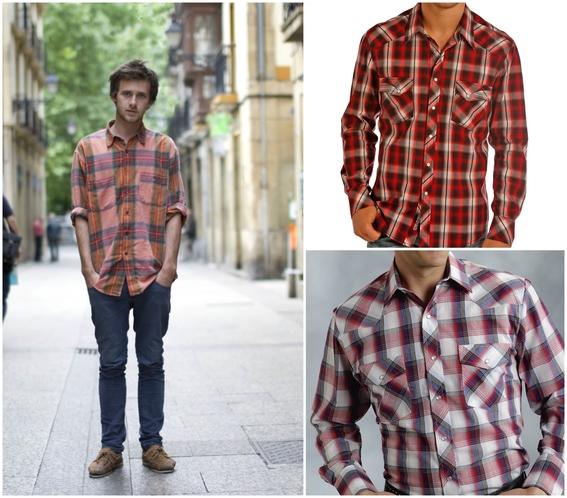 camisas vaqueras 9
