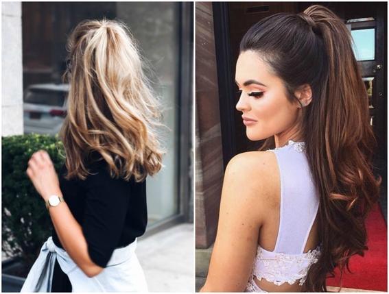 maneras de llevar el cabello para verte mas alta 5