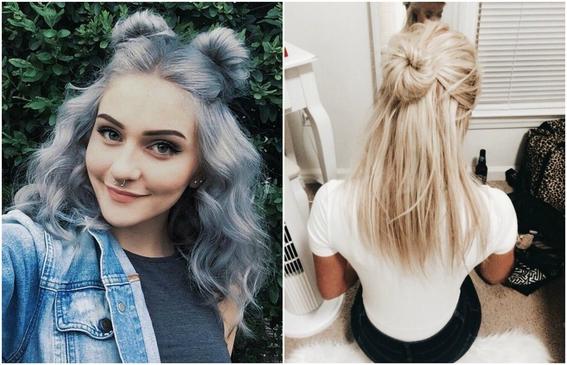 maneras de llevar el cabello para verte mas alta 6