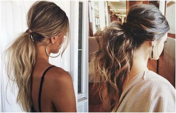 maneras de llevar el cabello para verte mas alta 8