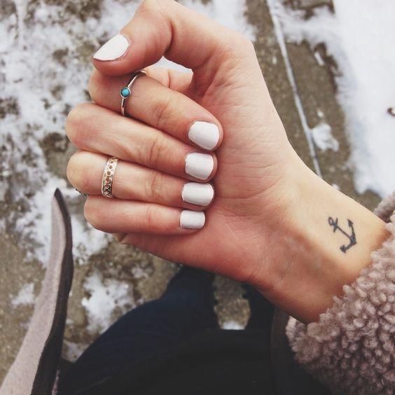 tatuajes de anclas 6