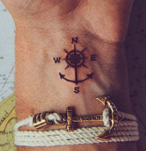 tatuajes de anclas 7
