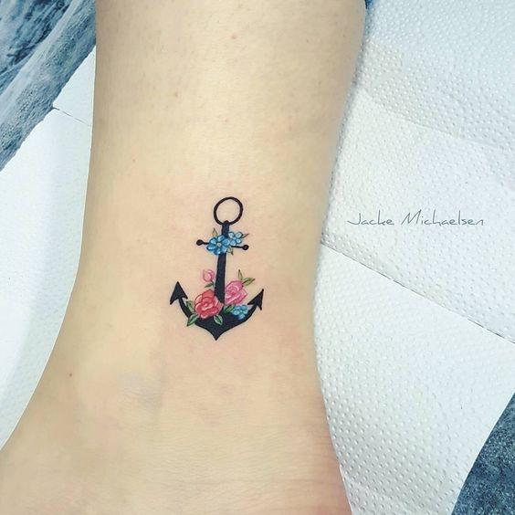 tatuajes de anclas 13