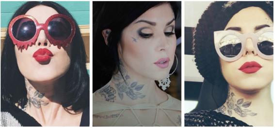 tatuajes en el cuello para mujeres 2