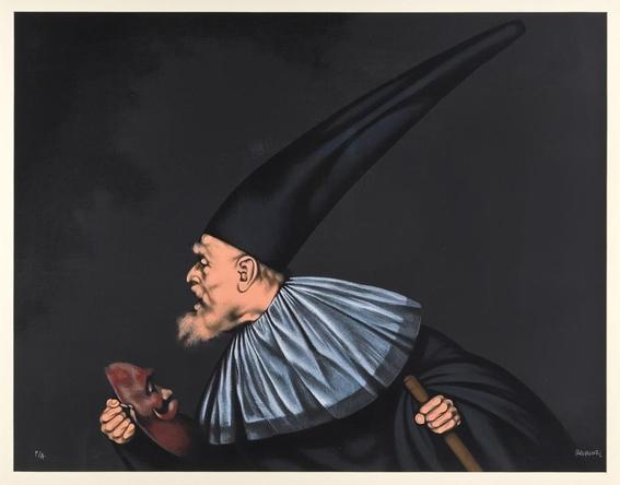 pinturas de rafael coronel 3