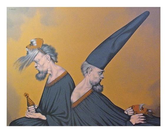 pinturas de rafael coronel 7