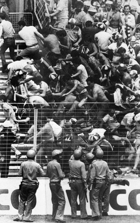historia de los hooligans 13