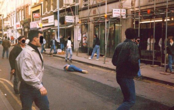 historia de los hooligans 16