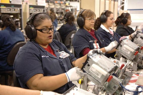 mexico rompe record de empleo para mujeres 1