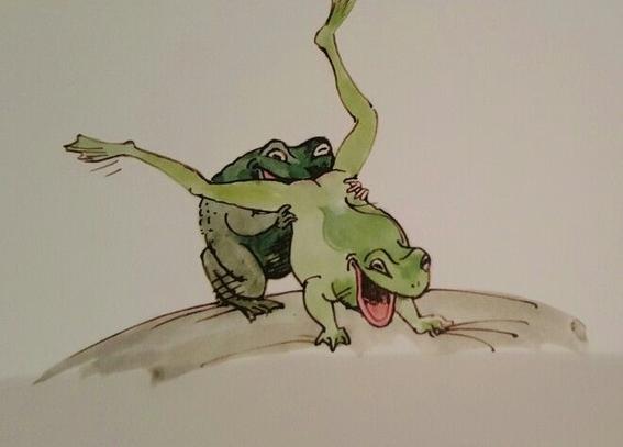 joy of frogs 1