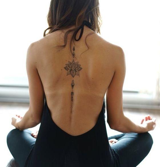 spine tattoo designs 3