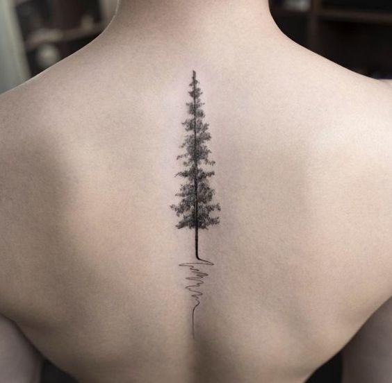 spine tattoo designs 5
