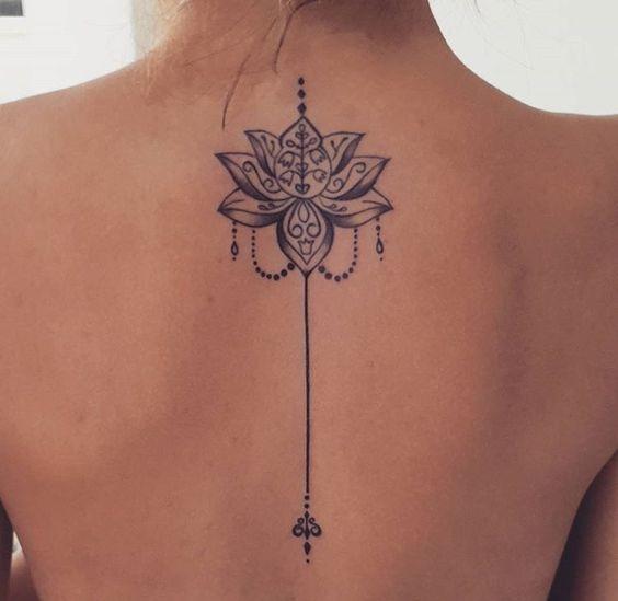 spine tattoo designs 7