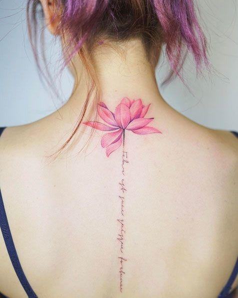 spine tattoo designs 8