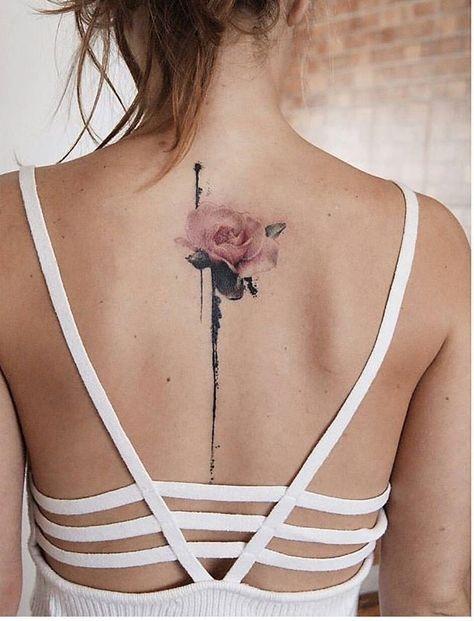 spine tattoo designs 10