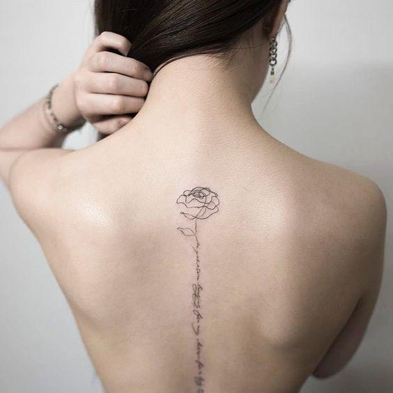 spine tattoo designs 11