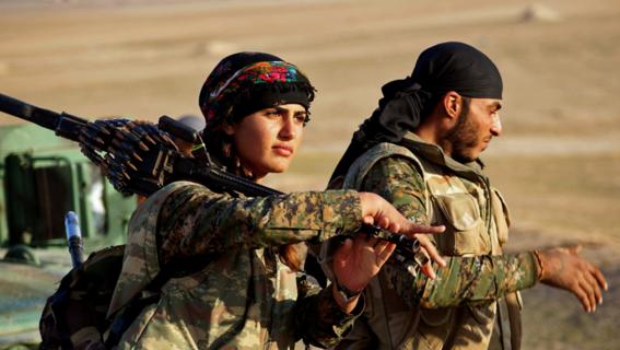 mujeres kurdas 2