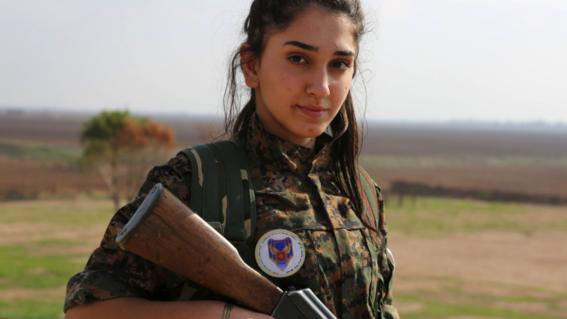 mujeres kurdas 3