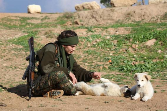 mujeres kurdas 4