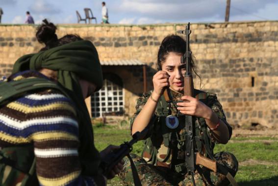 mujeres kurdas 6