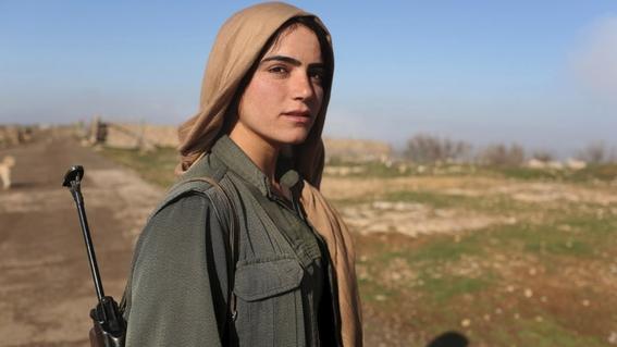 mujeres kurdas 7