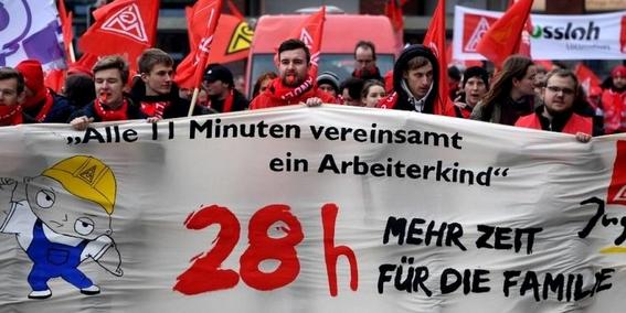 alemania reduce la jornada laboral 2