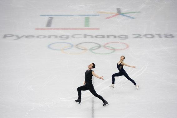 atletas norcoreanos de los juegos olimpicos de invierno 2