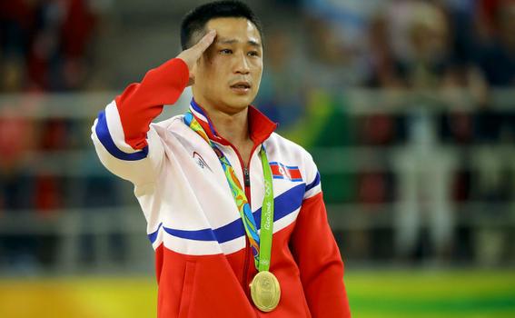 atletas norcoreanos de los juegos olimpicos de invierno 4